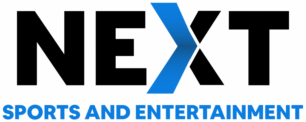 The NEXT Sports and Entertainment logo